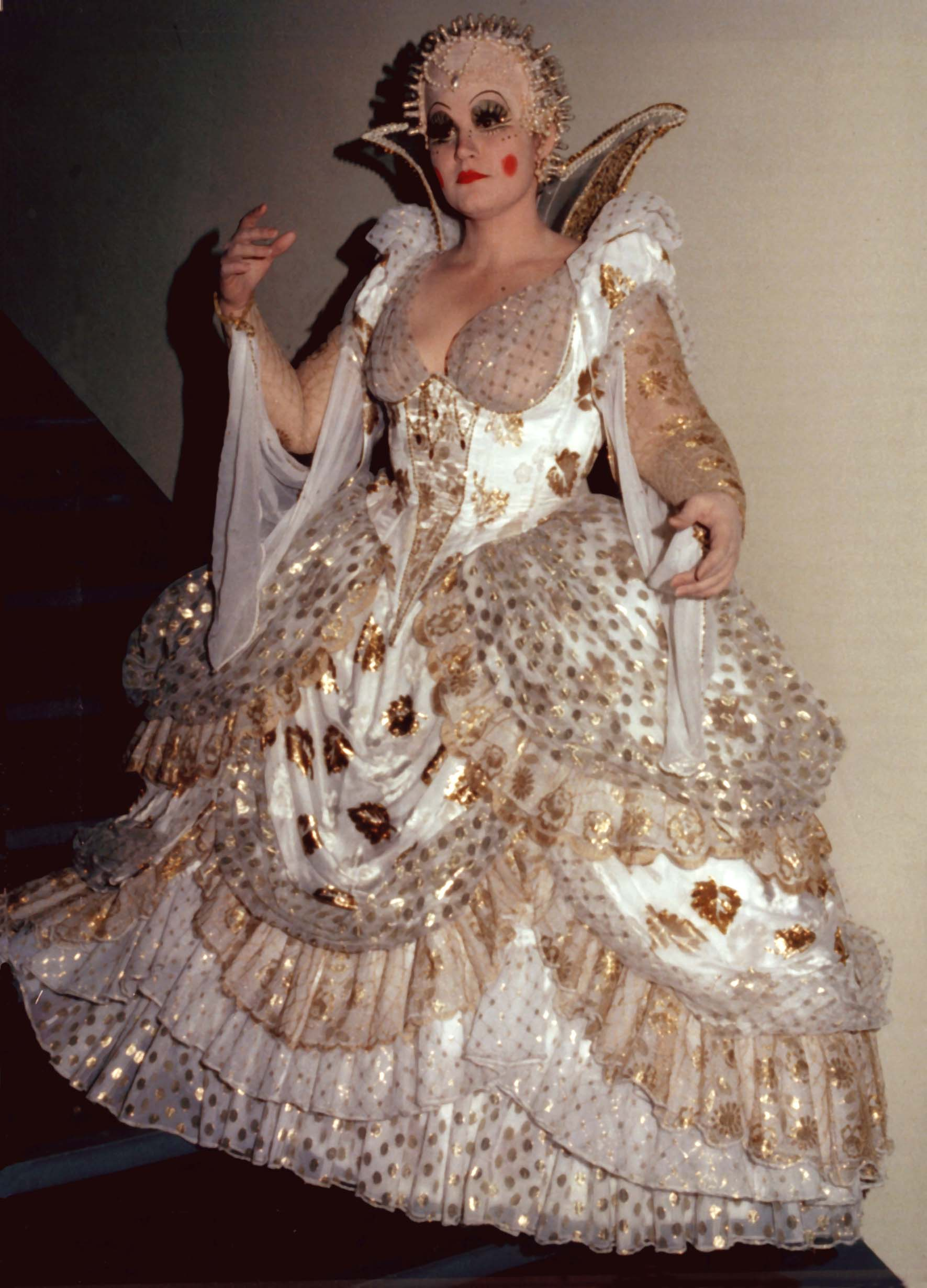 Elizabeth Parcells in Tales of Hoffmann The Doll Song